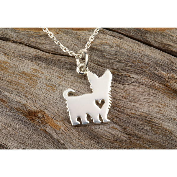 Terrier Charm Necklace