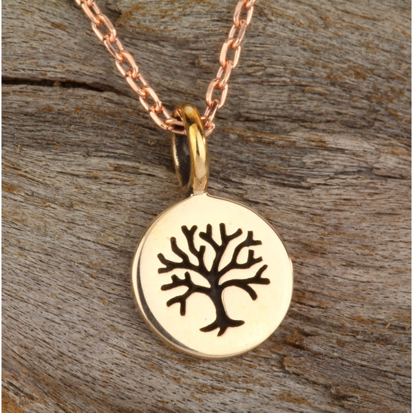 Mini Tree Of Life Necklace
