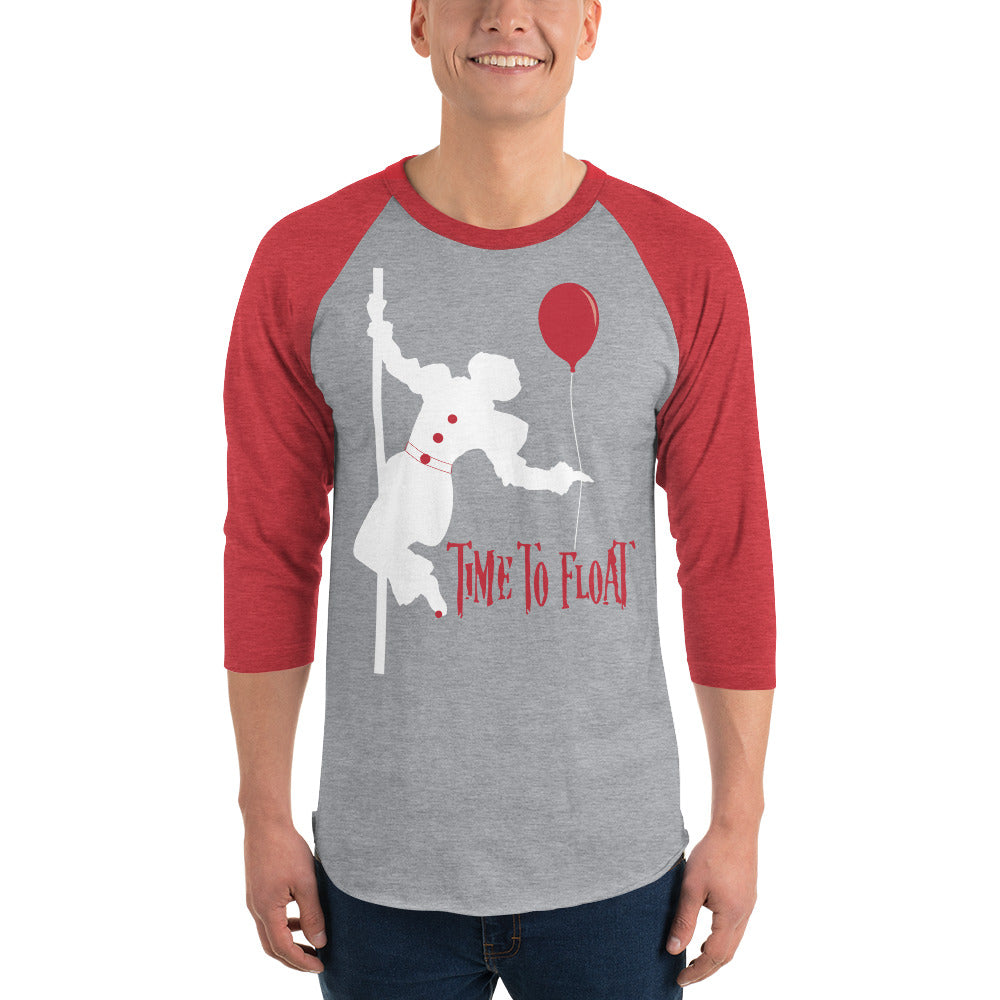 Time to Float Raglan Shirt