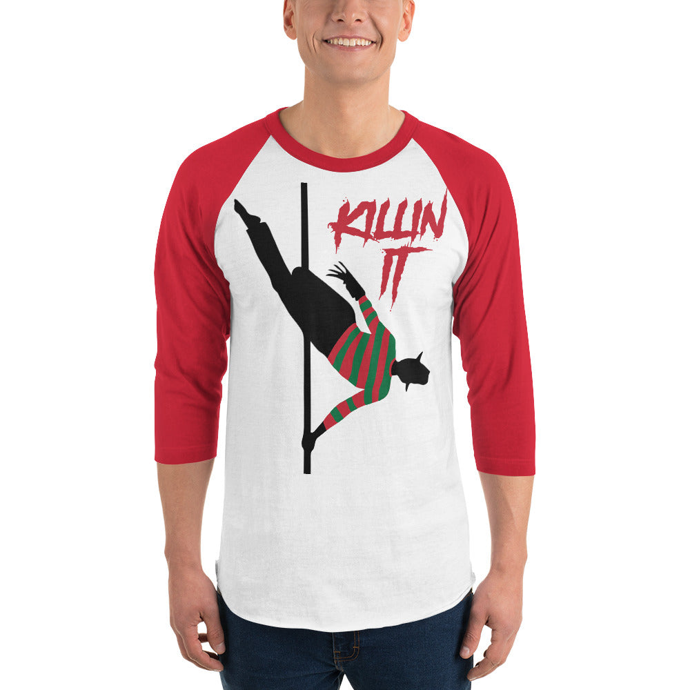 Killin It Raglan Shirt
