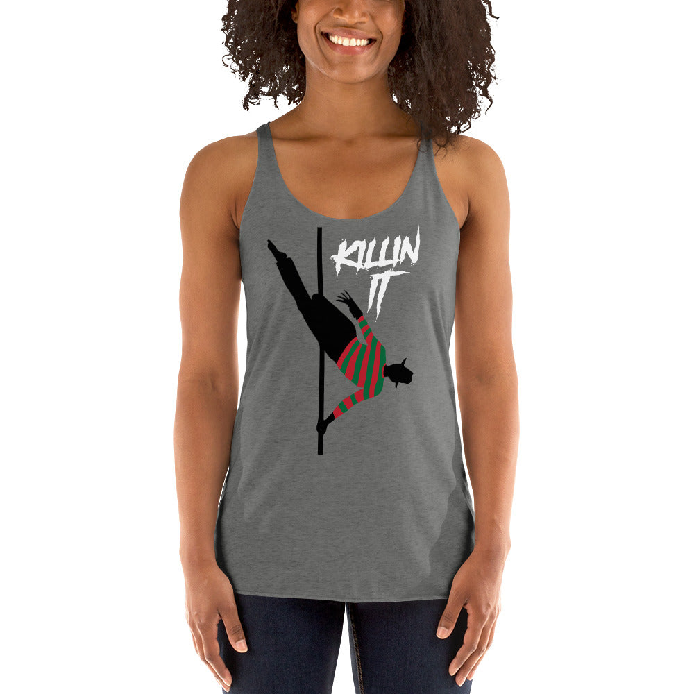 Killin It Women's Racerback Tank