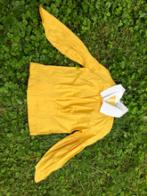 Twins yellow blouse