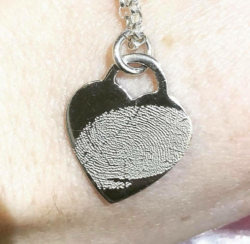 Treasure Heart Pendant