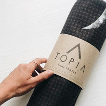 Topia x Amy Keevy Lunar Yoga Towel
