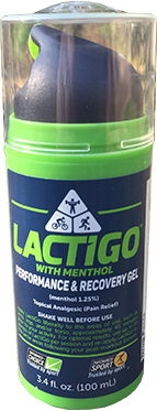 LactiGo Menthol Bottle 3.4 fl. oz. (100ml)