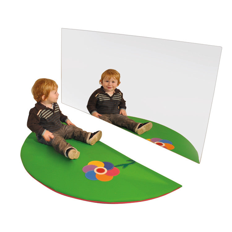 Mirror and Mat set