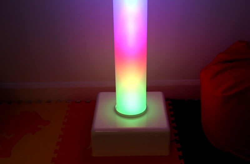 Interactive Light Tube