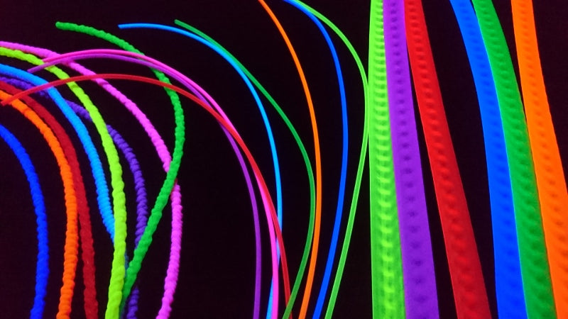 UV twister, tube and ripple strip pack