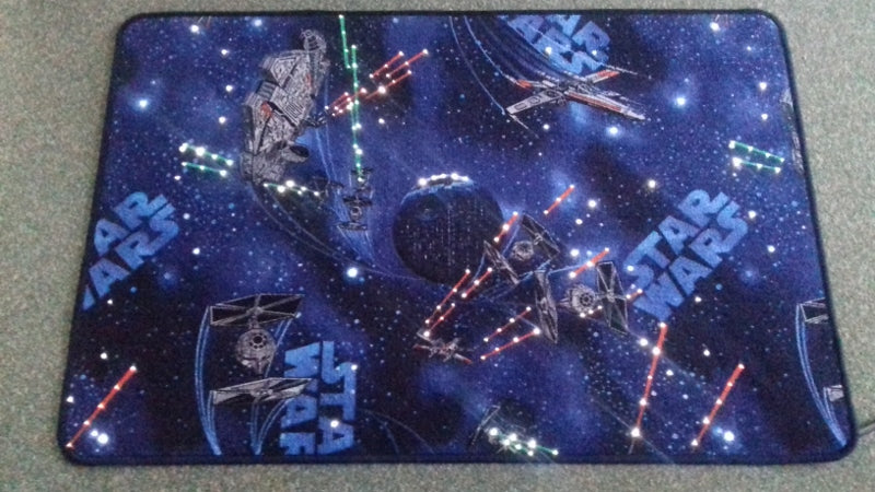 Star Wars Fibre Optic Carpet