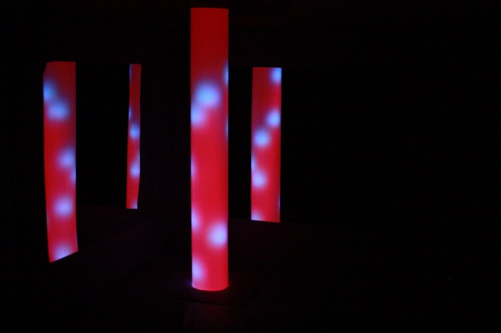 Interactive LED Light Tube