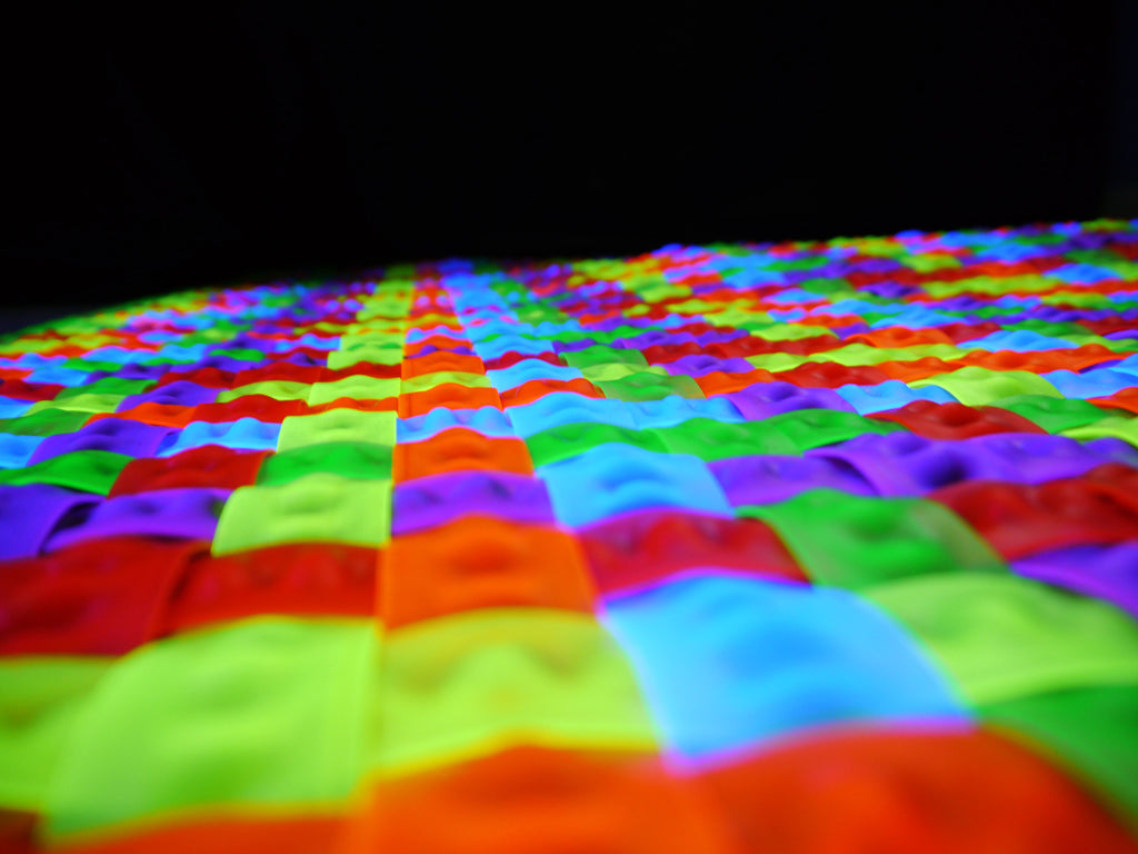 UV Ripple Mat