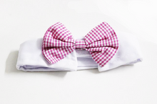 Handsome Bow Tie Collar