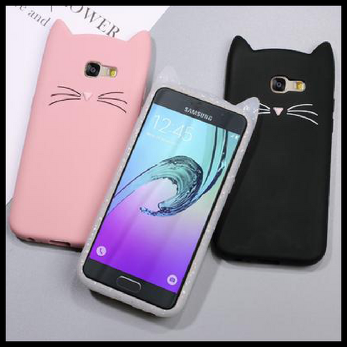 Samsung Galaxy Kitty Ear Cases