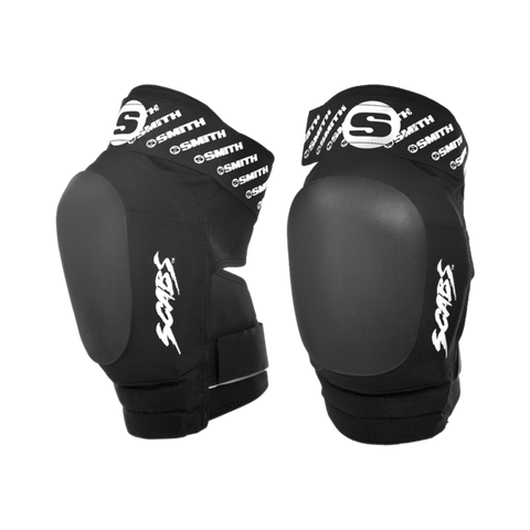 Scabs Elite II Knee Pad Black/Black