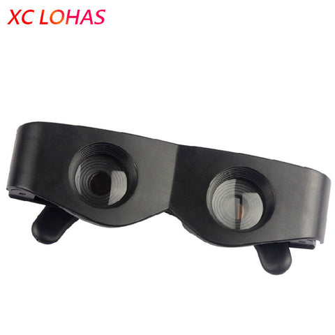 Exotic Fishing Glasses Telescope 3X Zooming Adjustable Focal Distance UV Protection Sunglasses