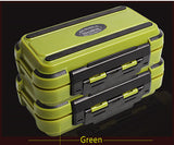 New Arrived Fishing Tackle Box Compartments 4Color