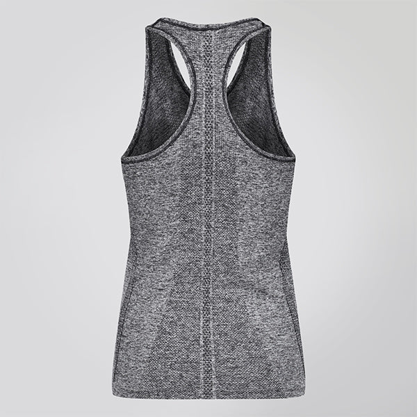 Charcoal Seamless Sculpt Tank