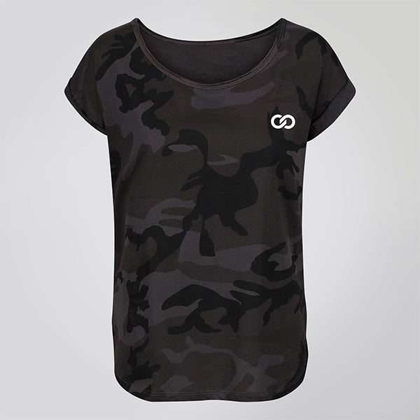 FASHION DARK CAMO TEE