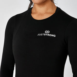 JET BLACK PERFORMANCE T SHIRT