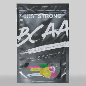 Pink Lemonade BCAA's by Just Strong