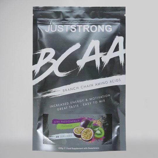 Kiwi & Passionfruit BCAA's by Just Strong