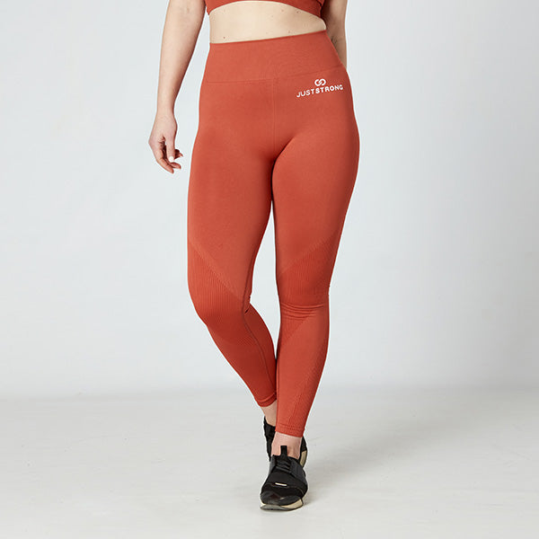 Mandarin Seamless Sculpt Leggings