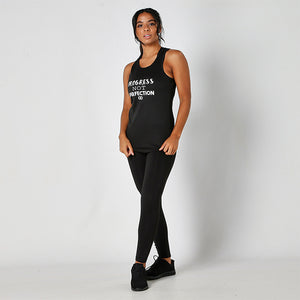 PROGRESS NOT PERFECTION TANK
