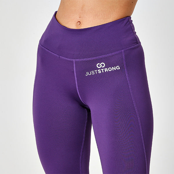Purple Performance Leggings