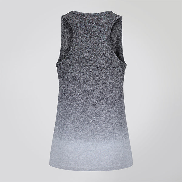 SEAMLESS GREY OMBRE TANK