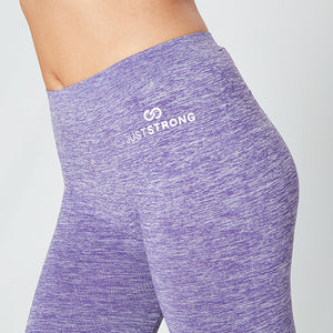 Seamless Purple Ombre Capris