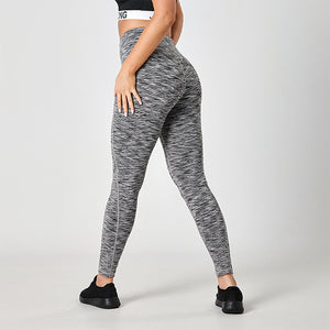 SPACE SILVER JUST STRONG LEGGINGS