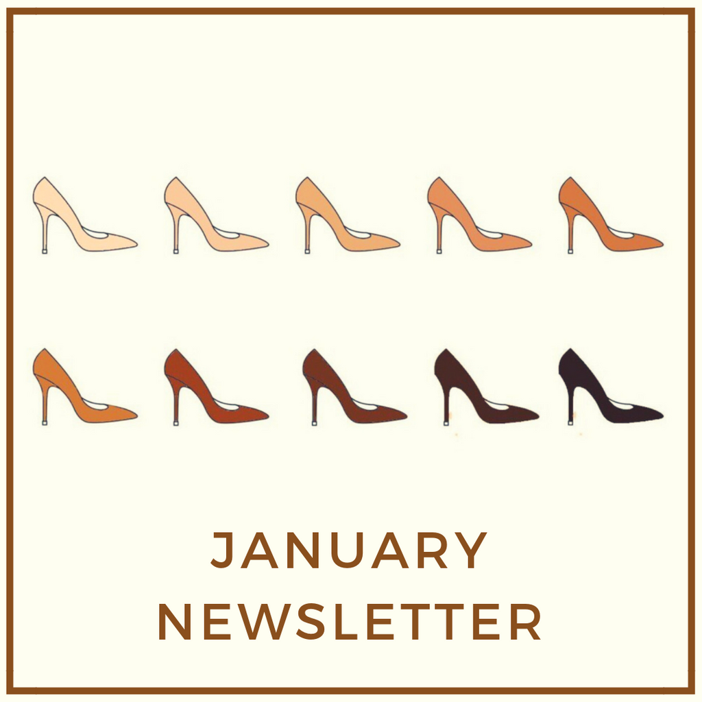January Theme: New Beginnings