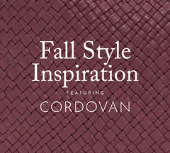 Crushing On Cordovan