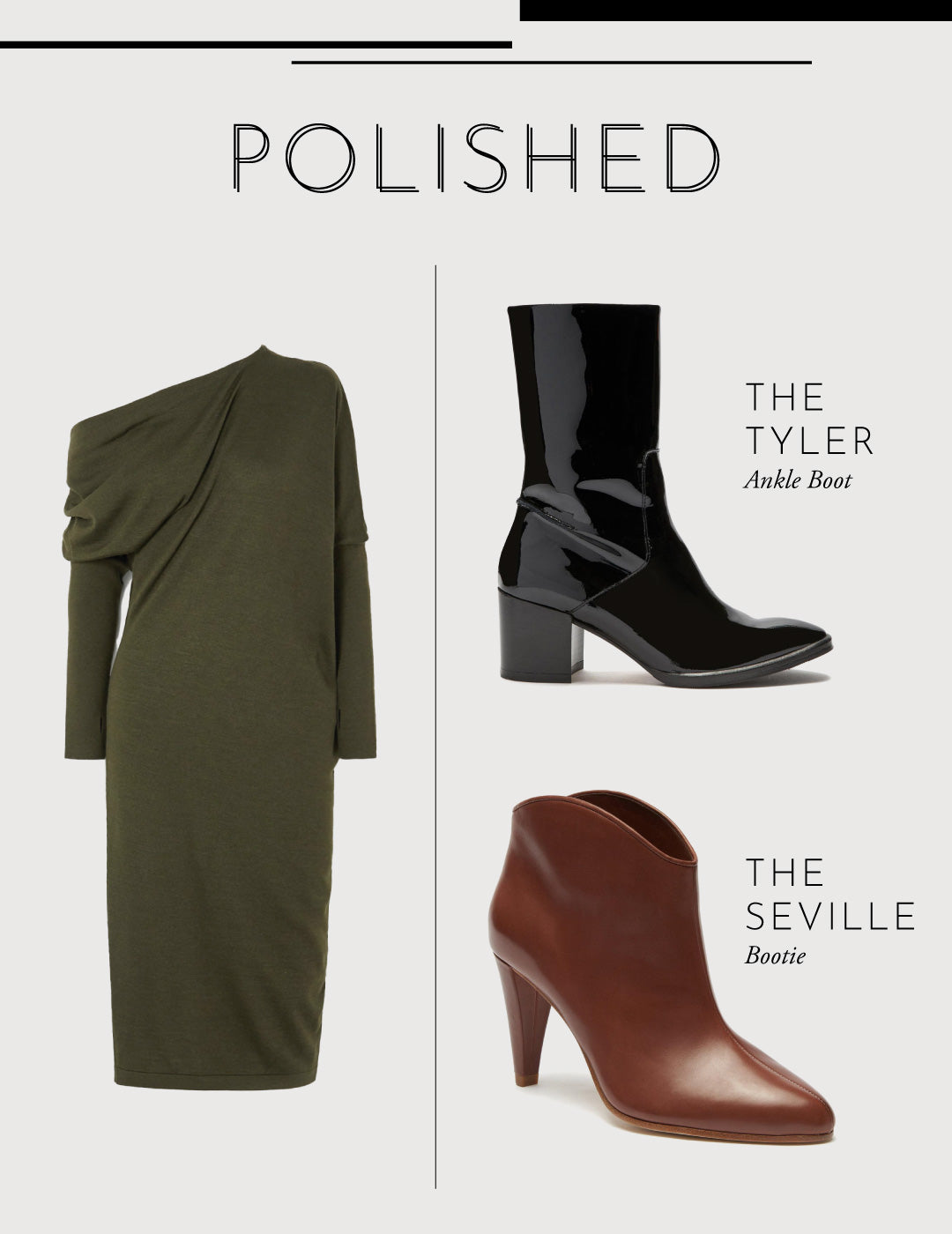 fall boots style guide- etienne aigner - polished