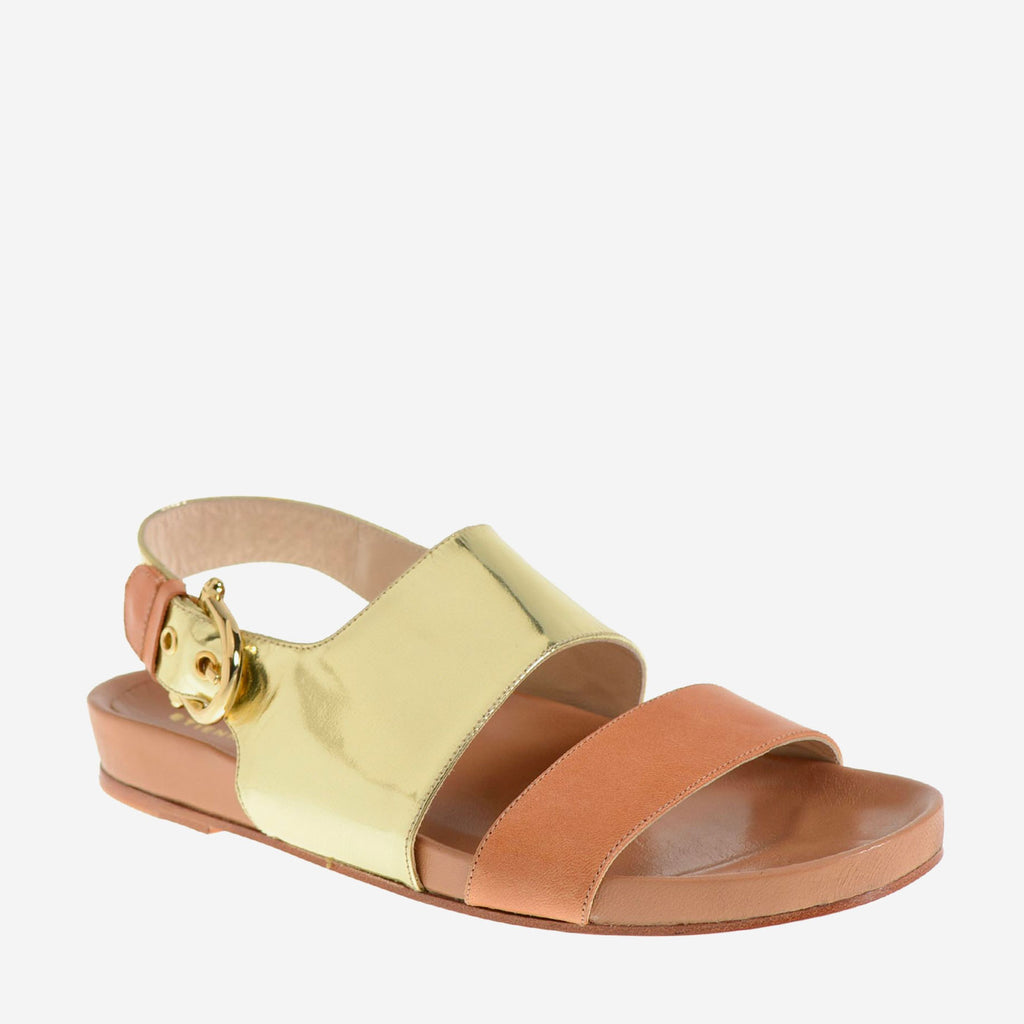 ANJA FOOTBED SANDAL