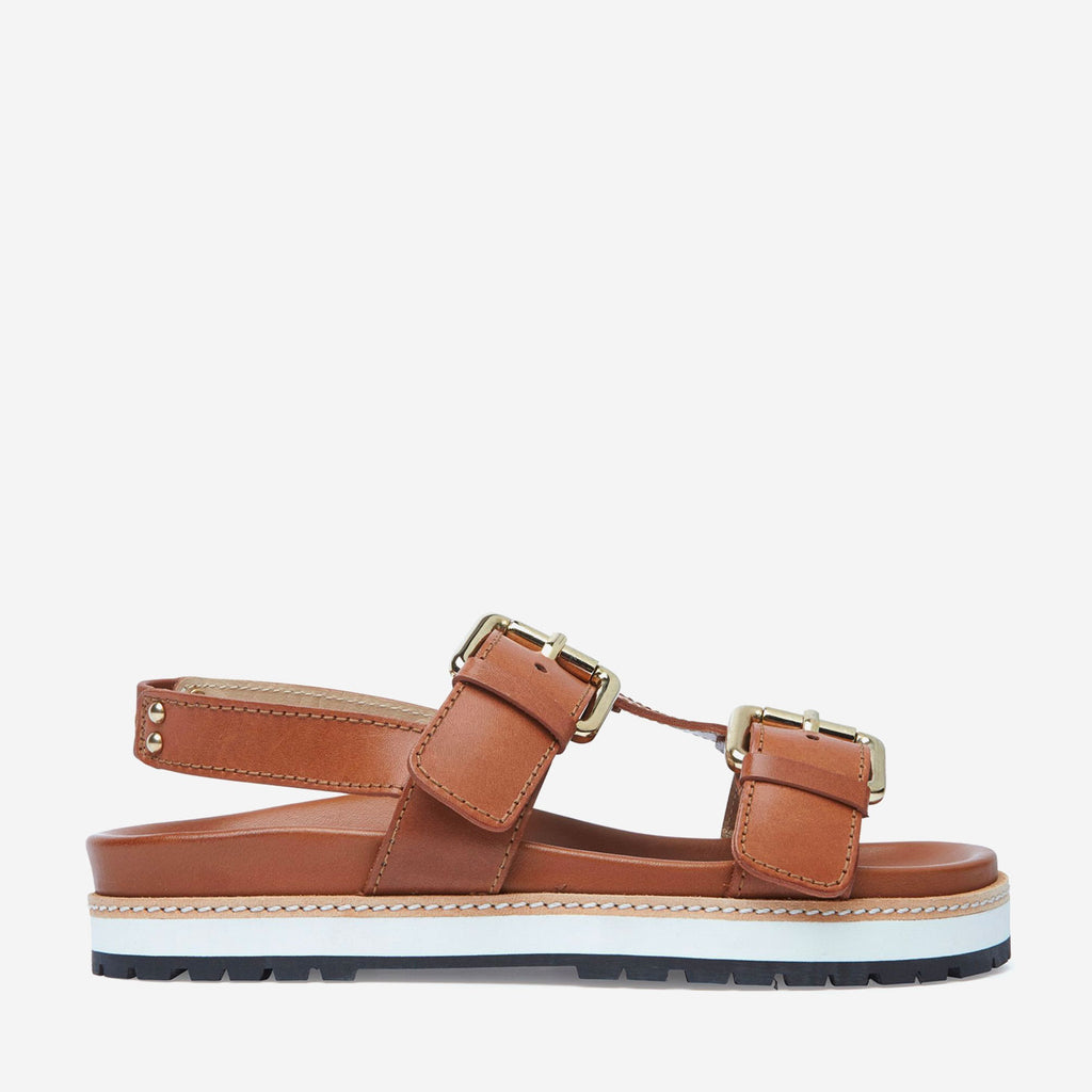 AXEL FOOTBED SANDAL