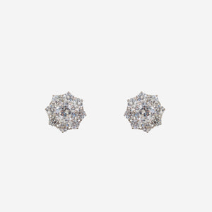 Multi Sparkle Stud Earrings