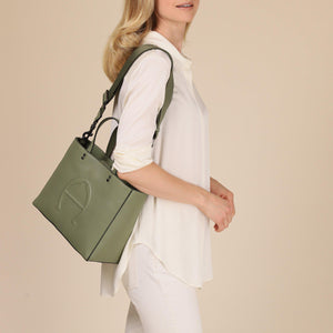 ADELINE COMPARTMENT SATCHEL - Etienne Aigner