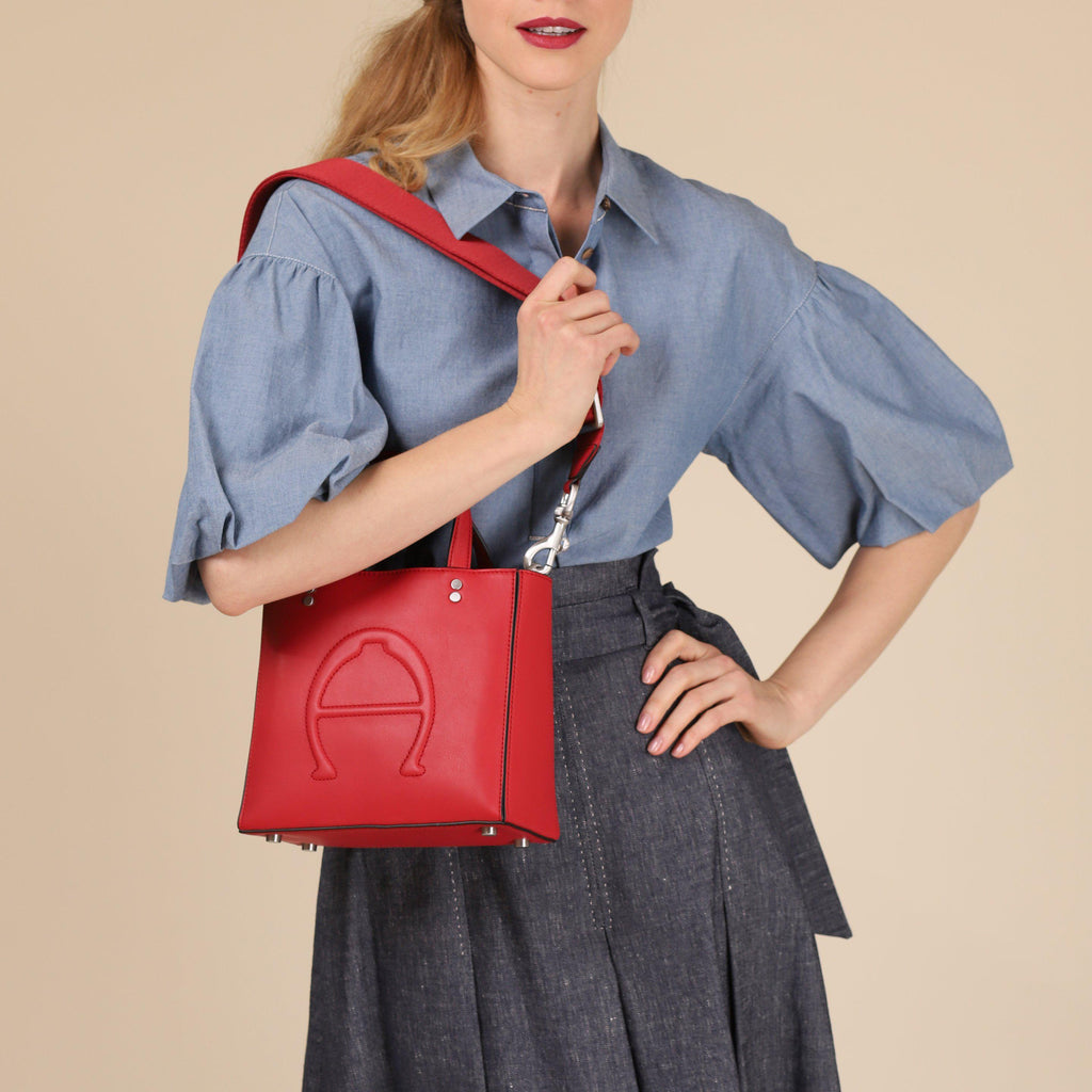 ADELINE MINI SATCHEL CROSSBODY