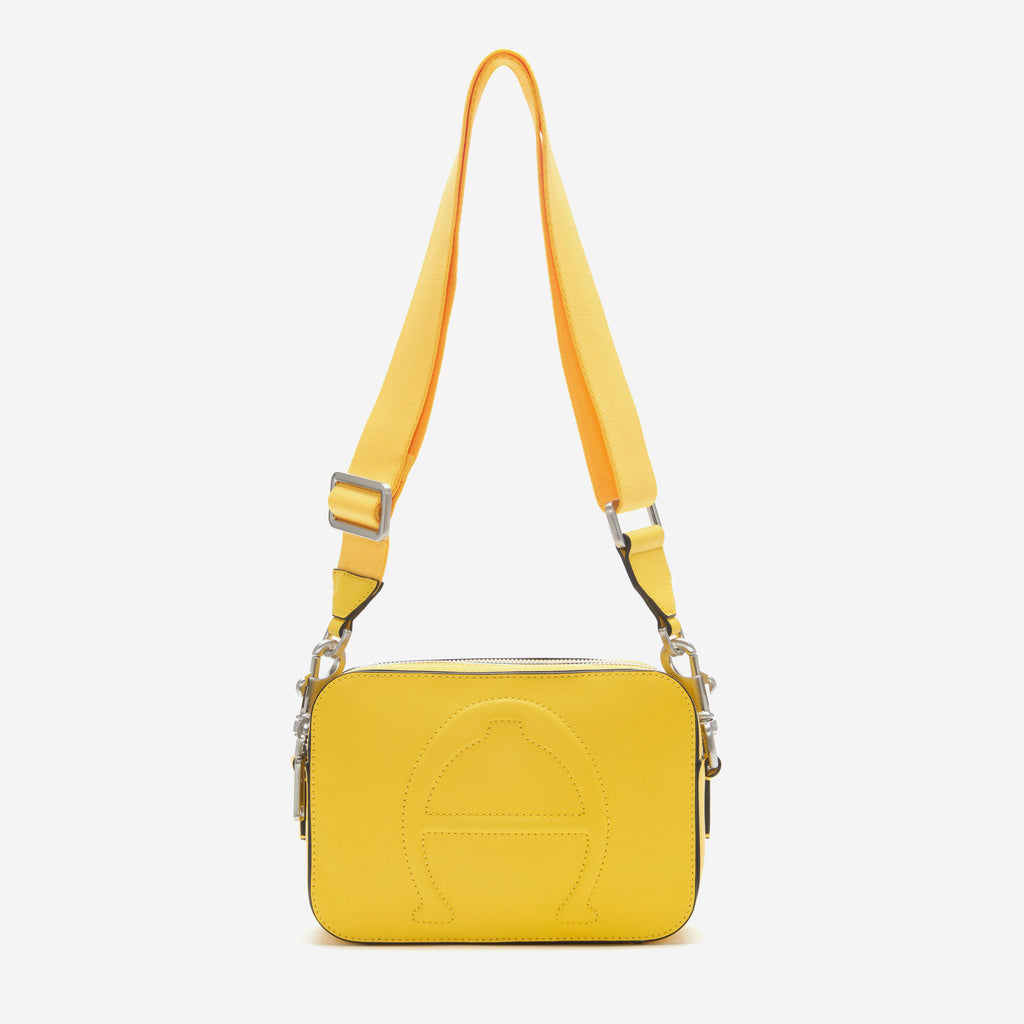 ADELINE LOGO CAMERA BAG