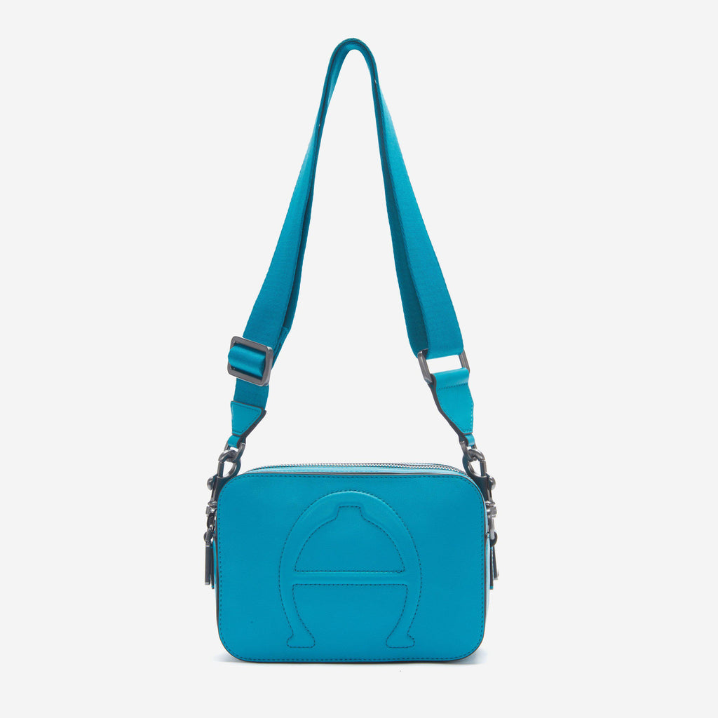 ADELINE LOGO CAMERA BAG (SUMMER) - Etienne Aigner