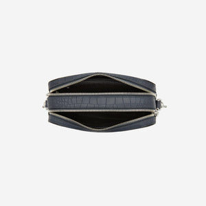 ADELINE CAMERA BAG (Croco) - Etienne Aigner