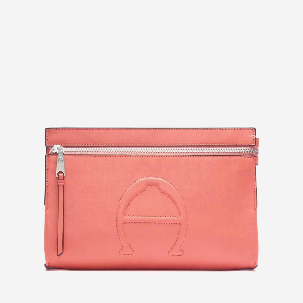 ADELINE ZIP AROUND CLUTCH- box - Etienne Aigner