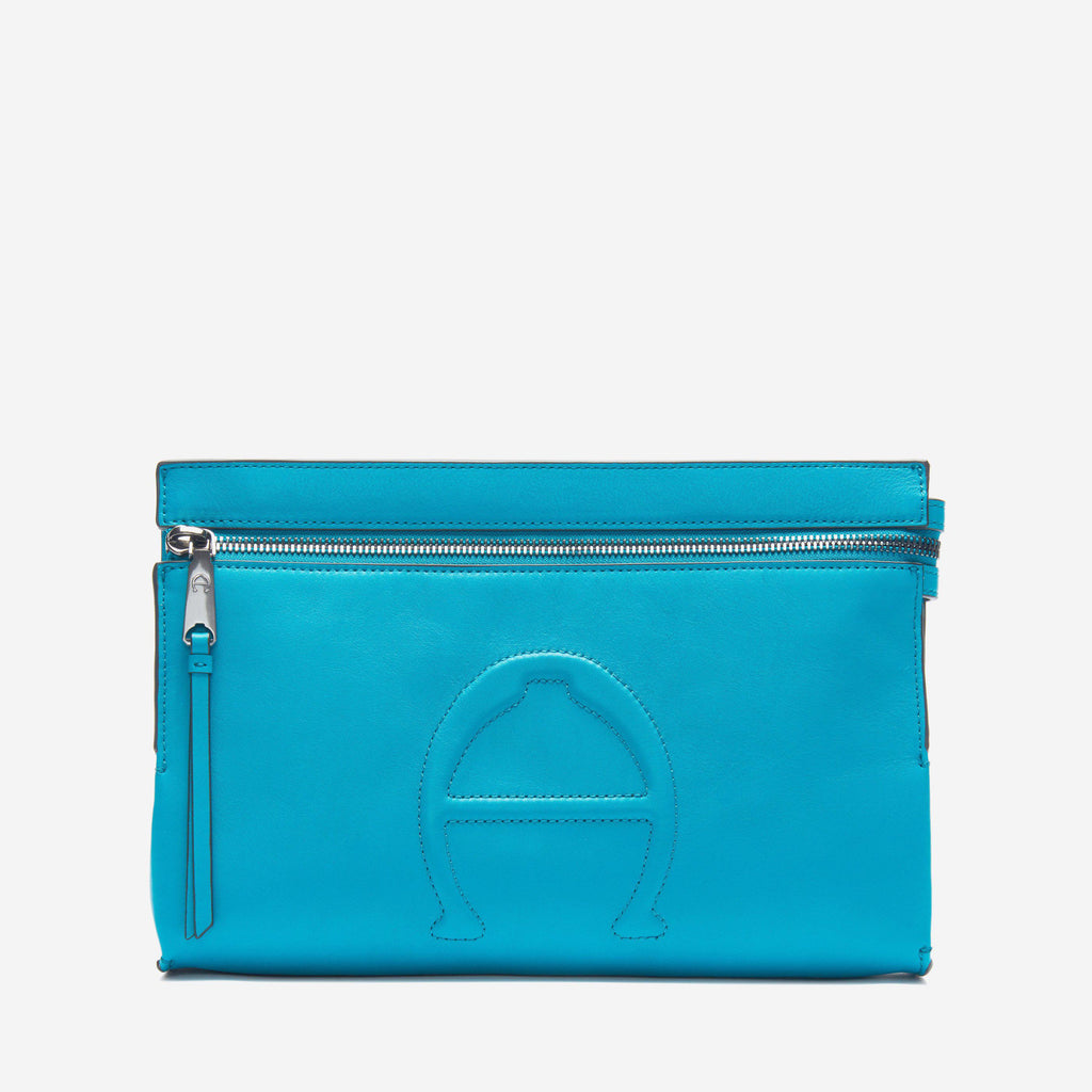 ADELINE ZIP AROUND CLUTCH-old - Etienne Aigner