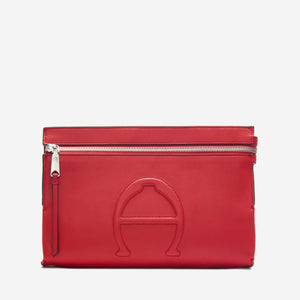 ADELINE ZIP AROUND CLUTCH