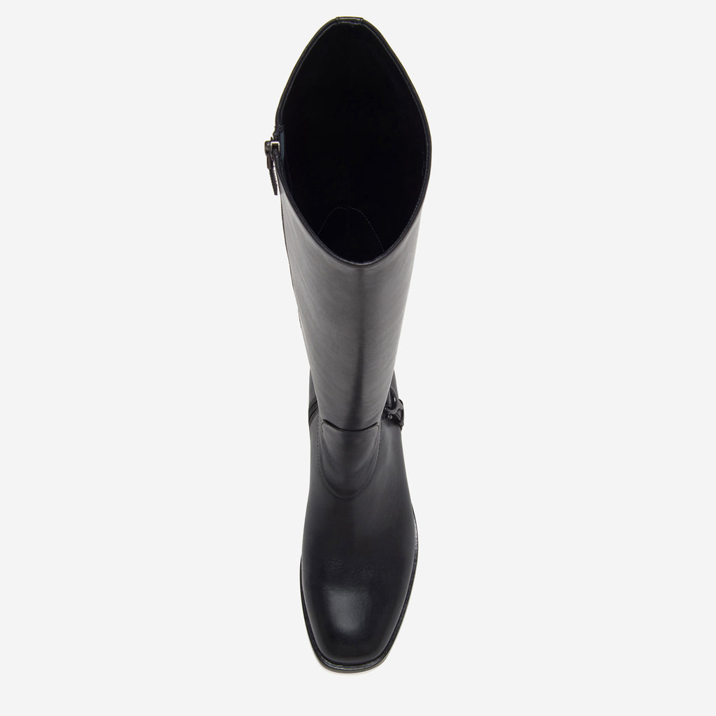 etienne aigner ryker boot black top
