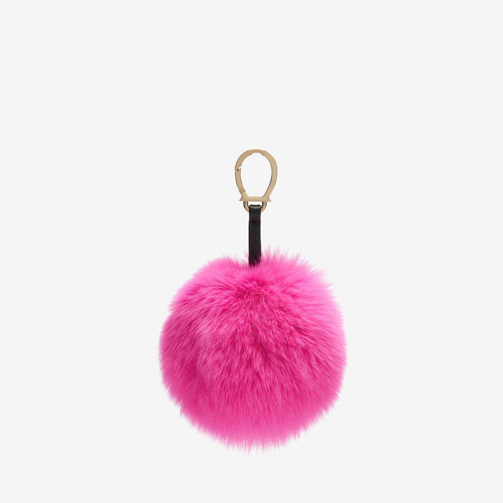 Pom Key Chain - Etienne Aigner
