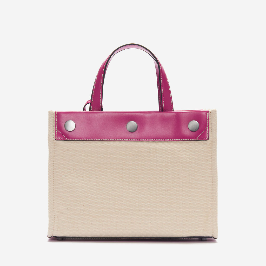 FAYE MEDIUM OPEN SATCHEL - Etienne Aigner