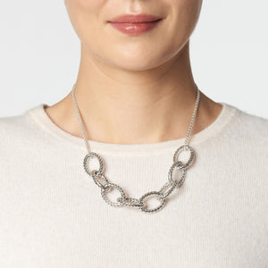 FRONT LINK NECKLACE