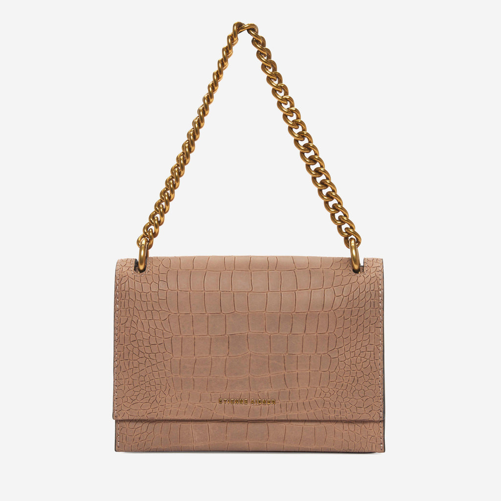 MADISON FLAP CHAIN CROSSBODY